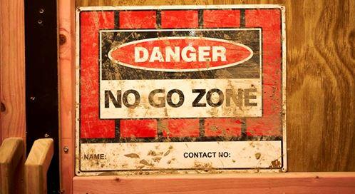 Danger No Go