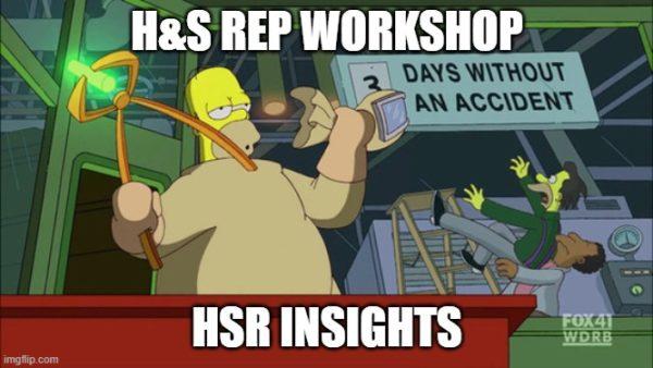 HSR Workshop